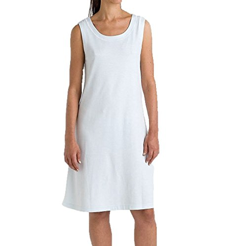 P-Jamas Knee Length Butterknits Nightgown (305660) - Pima Cotton Nightgown