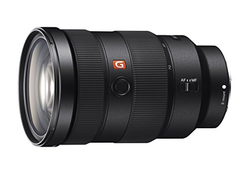 Sony SEL2470GM E-Mount Camera Lens: FE 24-70 mm F2.8 G Master Full...