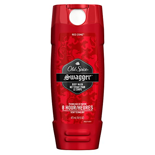 Old Spice Red Zone Swagger Scent Men's Body Wash, 16 Fl Oz ()