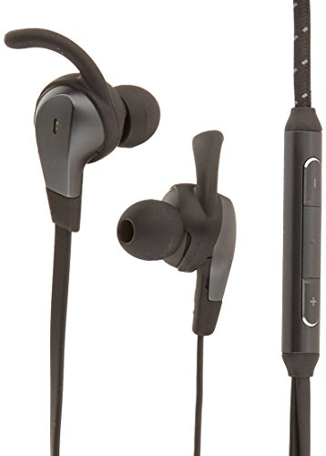 Samsung Wired Headset for S8+ Galaxy, S7 Edge, S7, Note 5, S6 Edge+, S6, S5 - Black by Samsung