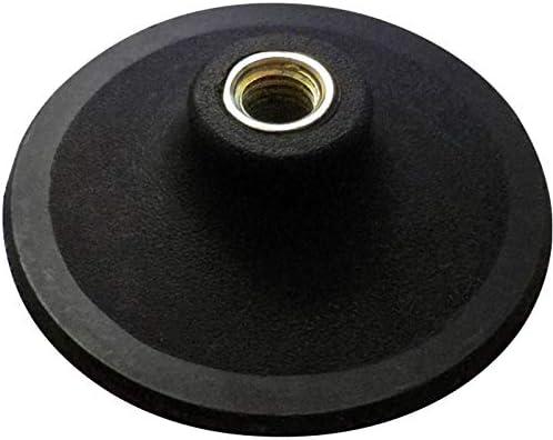 Klett Aufnahmeteller Kletthalterung für Schleifpads Diapads Hartgummi M14 125 mm