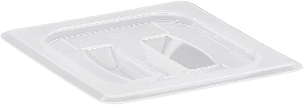 Cambro 60PPCH190 Food Pan Cover 1/6 size with handle - Case of 6