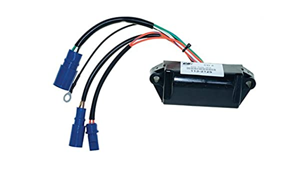 582454.. 582125 Evinrude power pack replaces part number # Johnson 581805