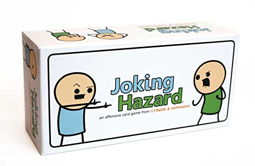 Joking Hazrad: An Extremely Offensive Card Game
