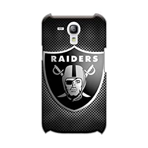 Scratch Protection Hard Phone Case For Samsung Galaxy S3 Mini With Customized HD Oakland Raiders Pattern TimeaJoyce