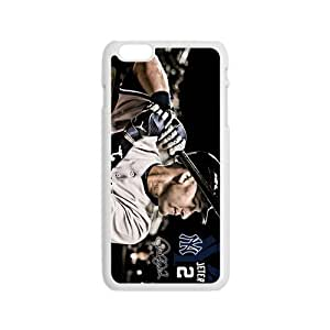 QQQO JETER Hansome Man Fahionable And Popular Back Case Cover For Iphone 6 Kimberly Kurzendoerfer