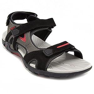 upc 888833857998 product image for London Fog Mens Fisherman Sandals Black 11 M US | barcodespider.com