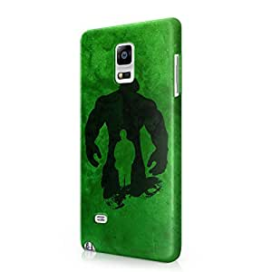 The Incredible Hulk Dc Comics The Avengers Marvel Hero Hard Snap-On Protective Case Cover For Samsung Galaxy Note 4