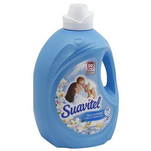 Suavitel Ultra Fabric Softener, 169 Fluid Ounce ()