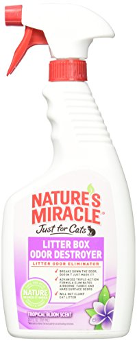 Natures Miracle NM 5856 Litter Destroyer