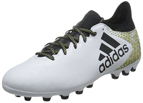 De Football gold Adidas Metallic X Chaussures Ag 16 ftwr White Homme 3 core Blanc Black HqYwgH