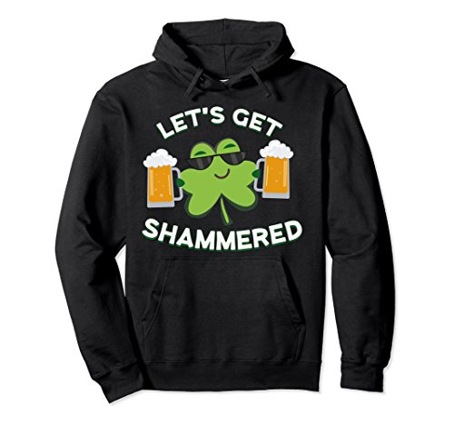 with St. Patrick's Day Hoodies design