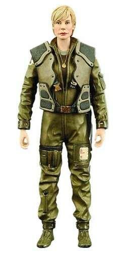 "Battlestar Galactica Diamond Select Toys Series 2 Action Figure Kara ""Starbuck"" Thrace"