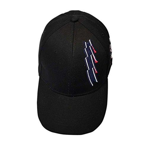 Unisex Bubble Sunscreen Swimming Caps(Black) - 3