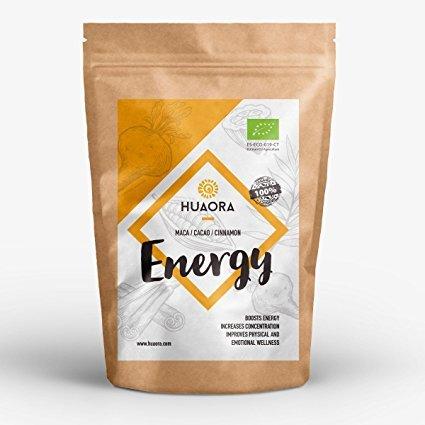 6 opinioni per Huaora Energy – alto valore nutritivo ed energetico che stimola il sistema