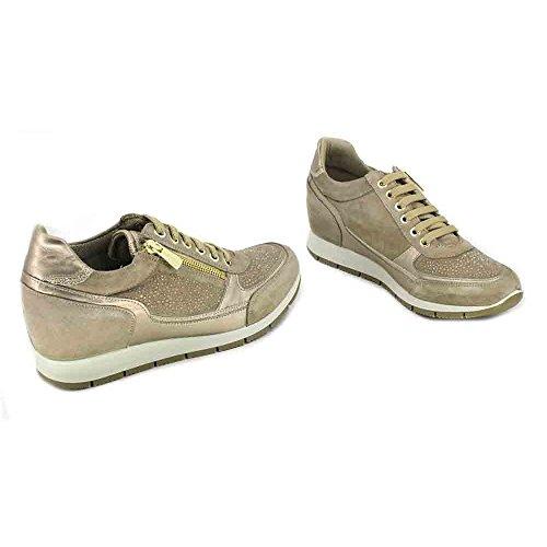 157 Beige Beige pour Coin avec Baskets 922 1 Dames Basses amp;Co Chaussures Igi gzTPx