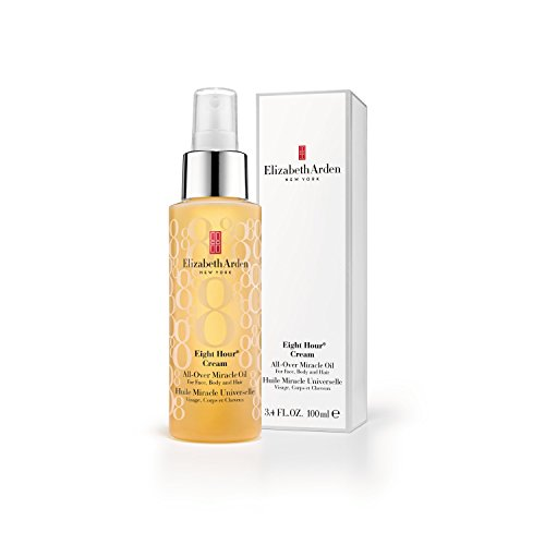 Elizabeth Arden Eight Hour Cream All Over Miracle Oil, 3.4 oz. 8 Hour Lip Protectant Elizabeth Arden