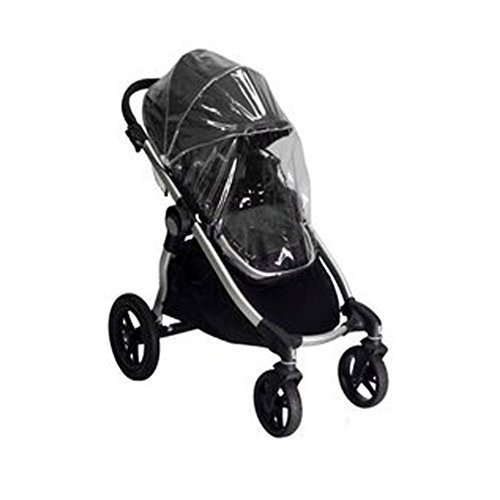 1STOPBABYSTORE CITY SELECT SINGLE RAINCOVER with ZIPPED ACCESS