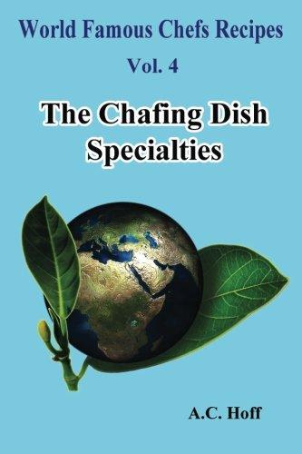 Chafing Dish Recipes - 1