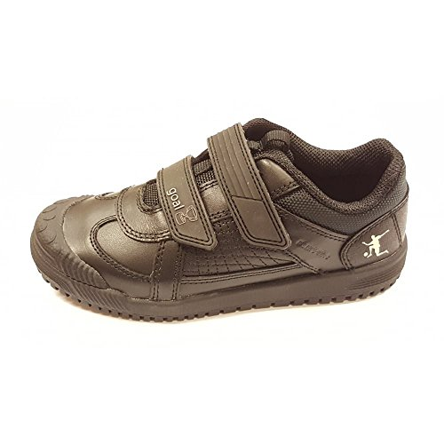 Start Rite Jungen Cupfinal G Fit Sneaker Schwarz (Black)