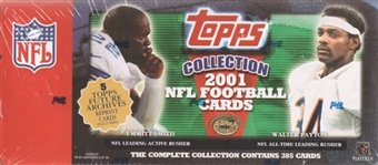 Topps Football Including McAllister Tomlinson