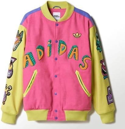 Jeremy Scott x Adidas Originals pink