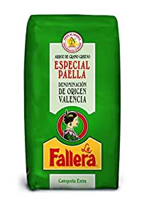 La Fallera - Arroz Especial Paella De origen Valencia, 1