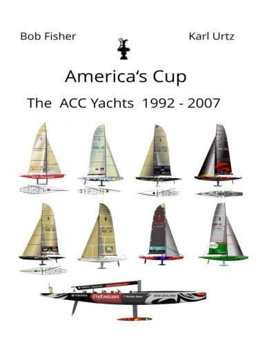 America's Cup  The ACC Yachts  1992 - ()