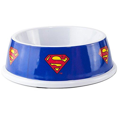 Buckle-Down Pet Bowl - Superman -