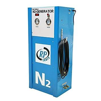 Nitrógeno Generador Inmóvil para neumáticos gas 3.000l de herramientas de RP N2: Amazon.es: Coche y moto