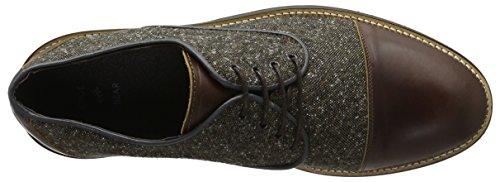 Shoe The Bear Ox, Bottes Classiques Homme, Marron (130 Brown), 46 EU