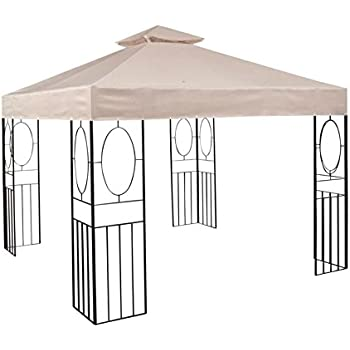 Amazon Com 2010 Nantucket 10 X 10 Gazebo Replacement