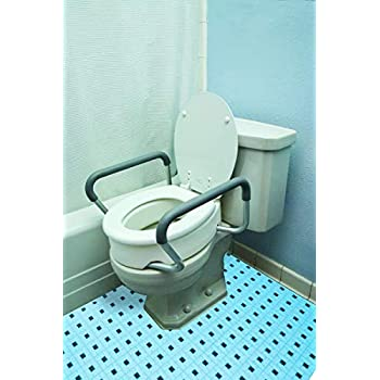 Amazon Com Assists Disabled Elderly Raised Toilet Seat