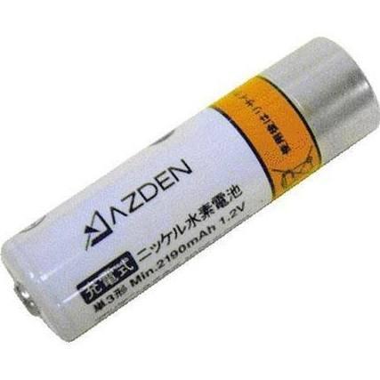 Azden Power Supply - Azden 1HR-3U Single AA NIMH Rechargeable Battery for the IRN-10, IRH-15c, IRH-56, IRB-56, IRB-10c, IRC-51, IRC-56, IRC-22, 320UPR and 325UPR