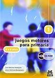 Juegos Motores Para La Primaria 6/8 Anos (Spanish Edition)