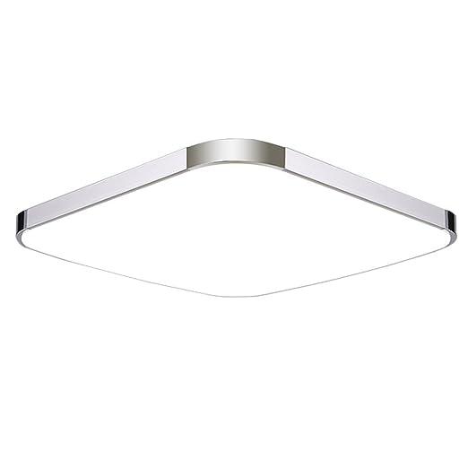 66 opinioni per MCTECH 36W Bianco freddo plafoniera LED Moderna lampada da soffitto disimpegno