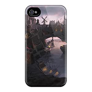 Case Cover For SamSung Galaxy S4 Mini QXt16554vWiq The Elder Scrolls V Skyrim Cases Covers. Fits Iphone 5/5S