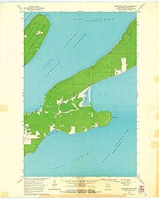 Amazon.com : YellowMaps Madeline Island WI topo map, 1:24000 ... on cable map, osceola map, superior map, oconomowoc map, winter map, danbury map, big bay town park map, ashland map, apostle islands map, green lake map, isle royale map, langlade county map, monroe map, whitewater map, big chetac lake map, wausau map, sparta map, madison map, great lakes map, rice lake map,