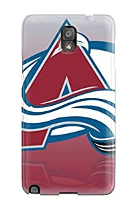 New Arrival Premium Note 3 Case Cover For Galaxy (colorado Avalanche (7) ) wangjiang maoyi