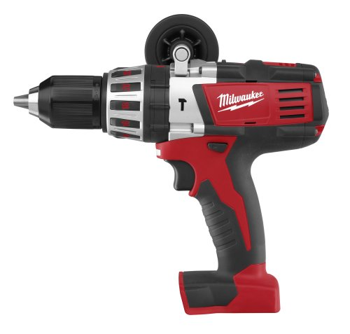 V18 Lithium Ion Hammer Drill (Bare-Tool Milwaukee 2611-20 18-Volt Hammer Drill (Tool Only, No Battery))