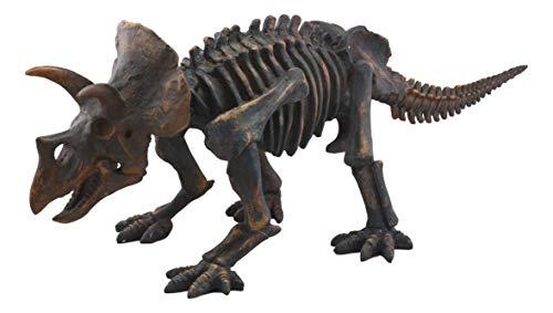 Ebros Jurassic Era Triceratops Dinosaur Fossil Skeleton Statue 26.75