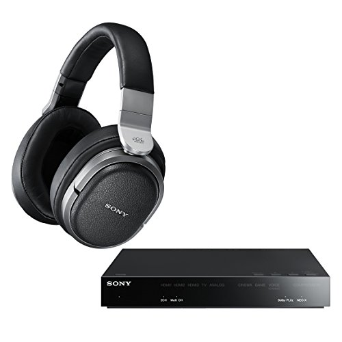 Sony MDR-HW700DS Wireless Headphone 100-240V (Japan Import)