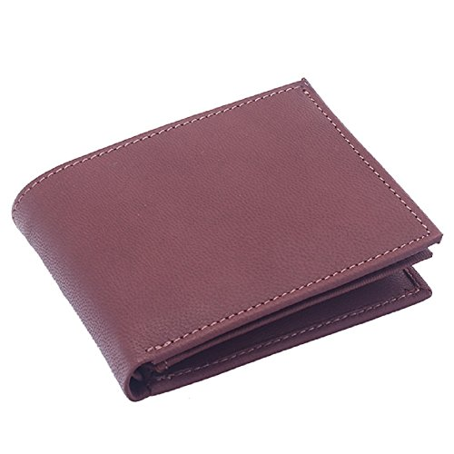 OHM Leather New York Classic Dress Wallet