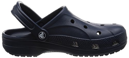Crocs Unisex-Adult Feat Back Strap Sandal Blue (Navy) 2Jfkfv
