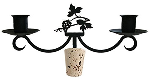 Grapevine Tabletop Candle Holder - 4