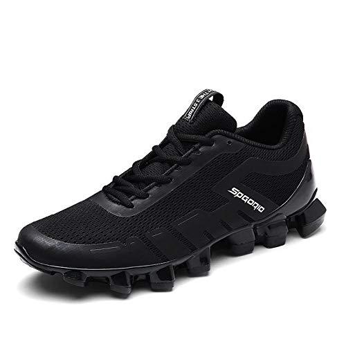 Transpirable Running New Deportivo Shoes black Calzado Men's Hasag B xgfz6wqUF
