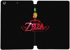 Cubierta de cuero y caja de la PC funda / soporte para funda de Apple iPad Mini 1,2,3 funda Con Magnetic reposo automático Función de despertador DIY por The Legend Of Zelda Th Anniversary J4Z3Nv5B8Fq