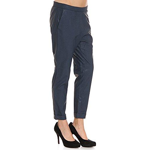 Pantaloni Jo Liu X0005 Blu Scuro rWPYfrqAwX