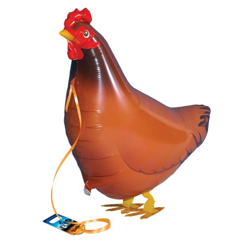 - My Own Pet Balloons Chicken Farm Animal