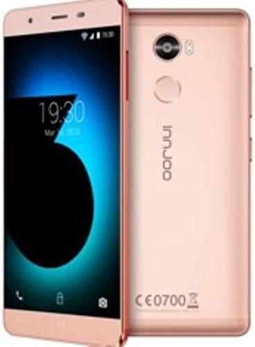Smartphone INNJOO Fire 3 Rosa, Android 6.0, Pantalla DE 5.5